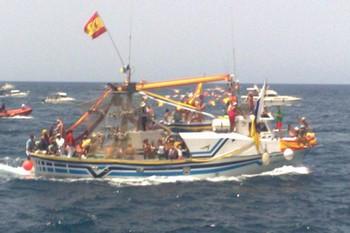 20/07 Fiësta del Carmen Cavalier & Blue Marlin Sport Fishing Gran Canaria