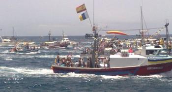 Fiësta del Carmen 2008 Cavalier & Blue Marlin Sport Fishing Gran Canaria