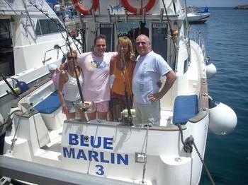 V.I.P Cavalier & Blue Marlin Sport Fishing Gran Canaria