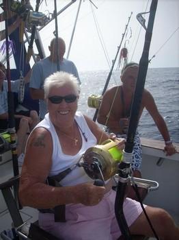 78 años Pesca Deportiva Cavalier & Blue Marlin Gran Canaria
