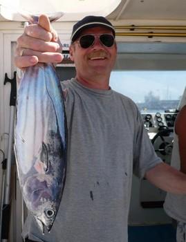 13/10 skipjack tuna Cavalier & Blue Marlin Sport Fishing Gran Canaria