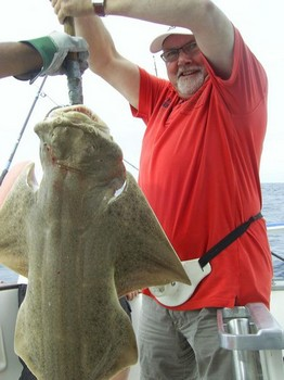 05/11 angel shark Cavalier & Blue Marlin Sport Fishing Gran Canaria