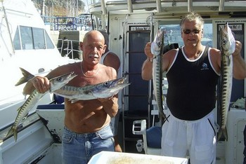 baracuda's Cavalier & Blue Marlin Sport Fishing Gran Canaria