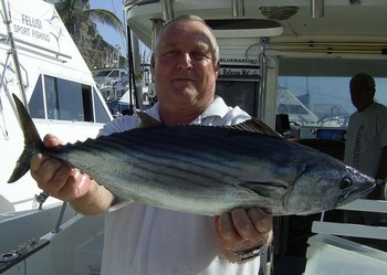16/11 atlantic bonito Cavalier & Blue Marlin Sport Fishing Gran Canaria