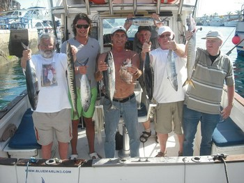 18/01 well done guys Cavalier & Blue Marlin Sport Fishing Gran Canaria