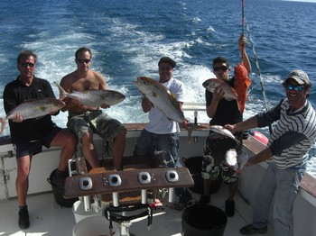 27/01 very nice catch Cavalier & Blue Marlin Sport Fishing Gran Canaria