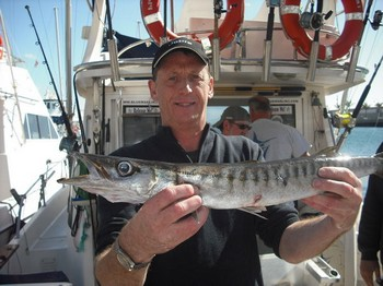 06/02 barracuda Cavalier & Blue Marlin Sport Fishing Gran Canaria