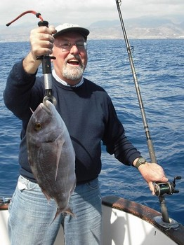 23/03 red snapper Cavalier & Blue Marlin Sport Fishing Gran Canaria