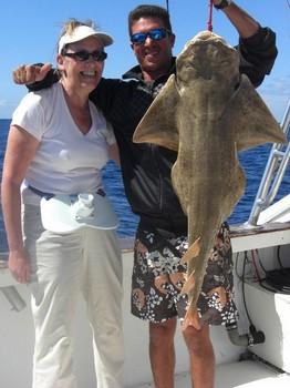 02/04 angelshark Cavalier & Blue Marlin Sport Fishing Gran Canaria