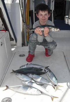 Mackerels Cavalier & Blue Marlin Sport Fishing Gran Canaria