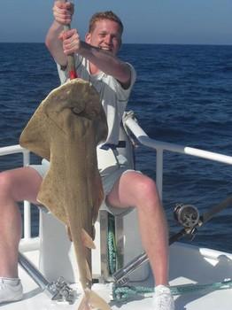 angelkshark Cavalier & Blue Marlin Sport Fishing Gran Canaria