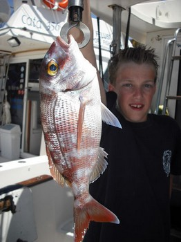 30/04 red snapper Cavalier & Blue Marlin Sport Fishing Gran Canaria