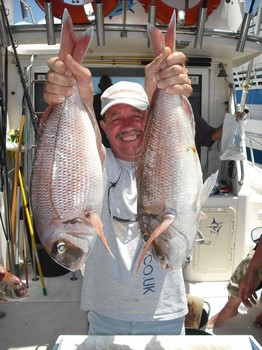 pargo Pesca Deportiva Cavalier & Blue Marlin Gran Canaria