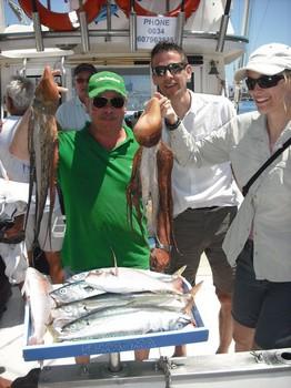 buena atrapada Pesca Deportiva Cavalier & Blue Marlin Gran Canaria