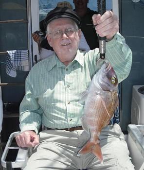 26/05 pargo rojo Pesca Deportiva Cavalier & Blue Marlin Gran Canaria