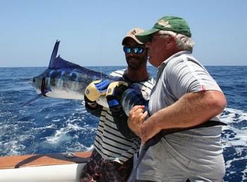 28/05 aguja blanca Pesca Deportiva Cavalier & Blue Marlin Gran Canaria