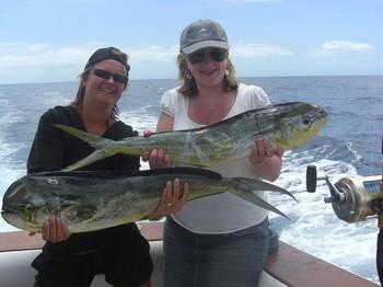 05/06 dorado's Cavalier & Blue Marlin Sport Fishing Gran Canaria
