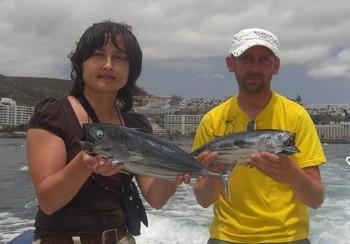 bonito's Cavalier & Blue Marlin Sport Fishing Gran Canaria