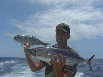 dorado - skipjack Cavalier & Blue Marlin Sport Fishing Gran Canaria
