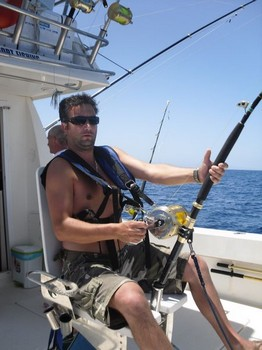 erik vermeulen Cavalier & Blue Marlin Sport Fishing Gran Canaria