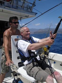 ruud lefevere Cavalier & Blue Marlin Sport Fishing Gran Canaria