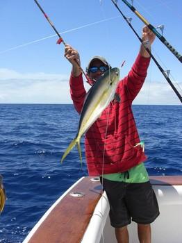 trompa Cavalier & Blue Marlin Sport Fishing Gran Canaria