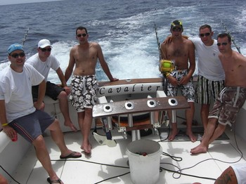 golden team Cavalier & Blue Marlin Sport Fishing Gran Canaria