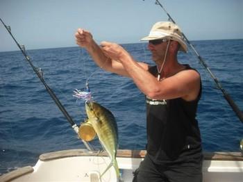 03/09 dorado Cavalier & Blue Marlin Sport Fishing Gran Canaria