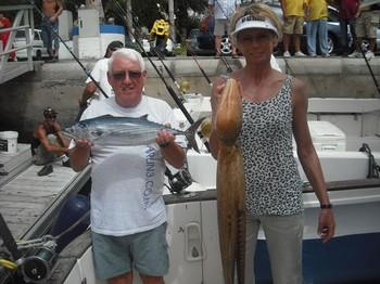 bonito-octopus Cavalier & Blue Marlin Sport Fishing Gran Canaria
