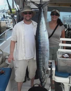 happy honeymoon Cavalier & Blue Marlin Sport Fishing Gran Canaria