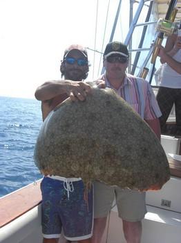 butterflt ray Cavalier & Blue Marlin Sport Fishing Gran Canaria