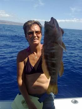 09/10 comber Cavalier & Blue Marlin Sport Fishing Gran Canaria