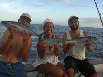 11/10 happy fishermen Cavalier & Blue Marlin Sport Fishing Gran Canaria