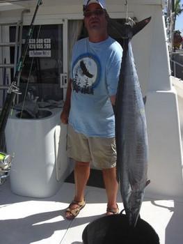 17/10 wahoo Cavalier & Blue Marlin Sport Fishing Gran Canaria