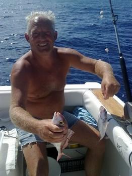 seabreams Cavalier & Blue Marlin Sport Fishing Gran Canaria