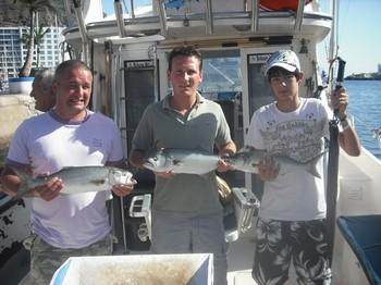 07/11 king fish Cavalier & Blue Marlin Sport Fishing Gran Canaria
