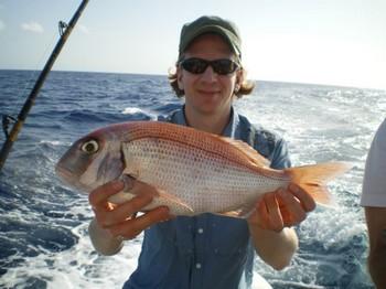23/11 Red Snapper Cavalier & Blue Marlin Sport Fishing Gran Canaria
