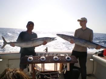 25/11 Wahoo Cavalier & Blue Marlin Sport Fishing Gran Canaria