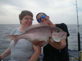 27/11 red snapper Cavalier & Blue Marlin Sport Fishing Gran Canaria