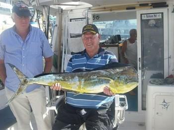 28/12 Dorado Cavalier & Blue Marlin Sport Fishing Gran Canaria