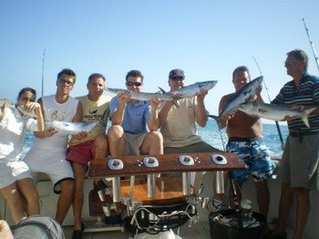 Happy New Year Cavalier & Blue Marlin Sport Fishing Gran Canaria