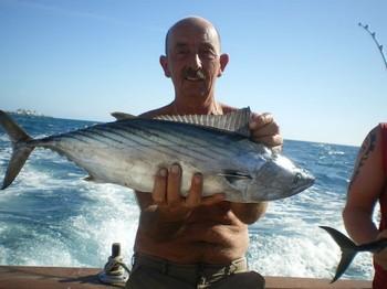 04/01 Atlantic Bonito Cavalier & Blue Marlin Sport Fishing Gran Canaria
