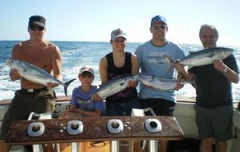 07/01 Happy Fishers Cavalier & Blue Marlin Sport Fishing Gran Canaria