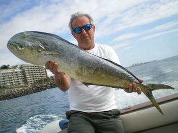 09/01 Dorado Cavalier & Blue Marlin Sport Fishing Gran Canaria