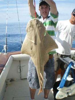 12/01 Angel shark Cavalier & Blue Marlin Sport Fishing Gran Canaria