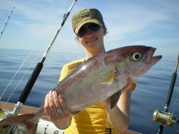 13/01 Amberjack Cavalier & Blue Marlin Sport Fishing Gran Canaria