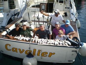19/01 Fiske Feber Fishing Team Cavalier & Blue Marlin Sport Fishing Gran Canaria