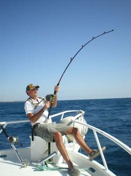Hooked Up ! ! ! Cavalier & Blue Marlin Sport Fishing Gran Canaria