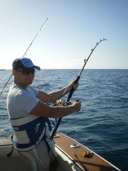 Jorgen Rodsjo Cavalier & Blue Marlin Sport Fishing Gran Canaria