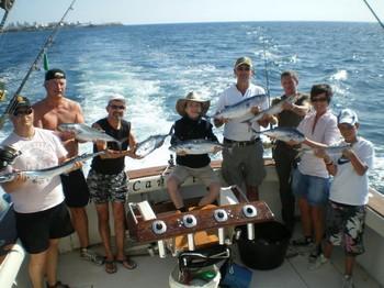 The Boat Cavalier Cavalier & Blue Marlin Sport Fishing Gran Canaria